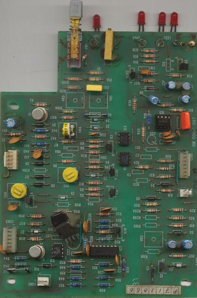 SMPS 24V DC By APLAB Repair at Synchronics Electronics Pvt. Ltd.