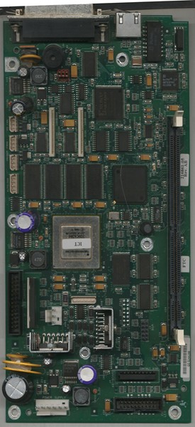 COLOUR LAB CARD By MAN Roland Repair at Synchronics Electronics Pvt
