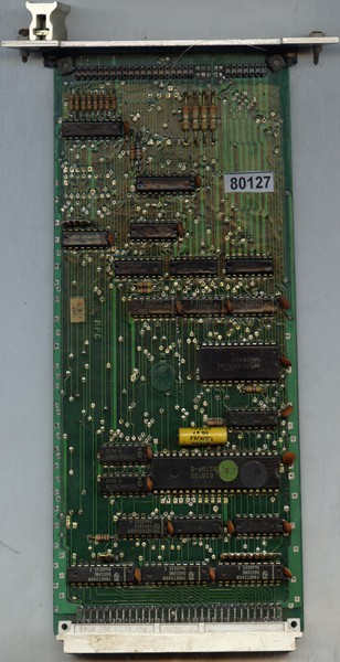 Key Board & Display Controller (KDC) Card