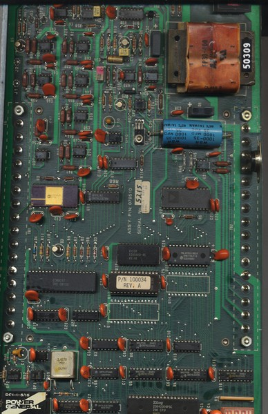 Mother Board Assembly of Anodic cooler of SA IV Pl
