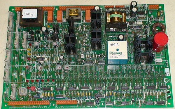 ups card caot by chloride industrial system repair at synchronics rh synchronics co in Schematic Circuit Diagram UPS Network Diagram