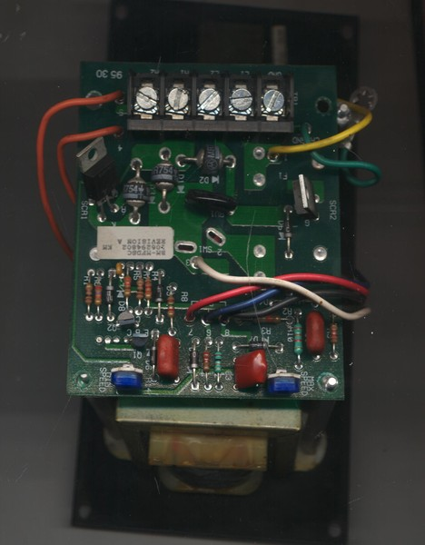 Dc Motor Drives By Dayton Electric M G Co Repair At