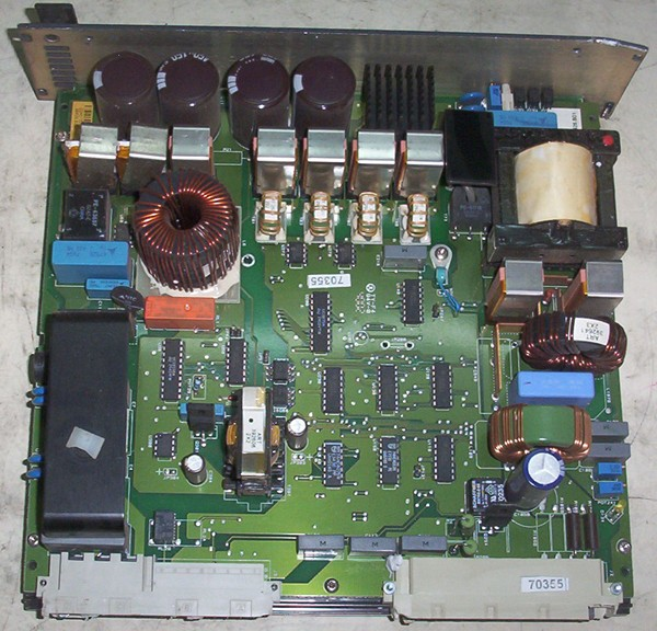 SMPS Modules By ELTEK ENERGY Repair at Synchronics Electronics Pvt. Ltd.