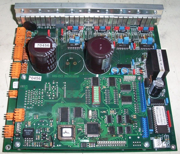 Circuit Card Peh By Esab Repair At Synchronics Electronics
