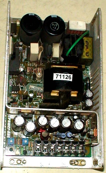 SMPS Power supply By POWER ONE Repair at Synchronics Electronics Pvt ...