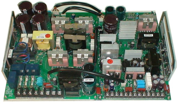SMPS PICANOL Omni Plus-TC Power Supply ICB125D-ICB By Nemic Lambda ...