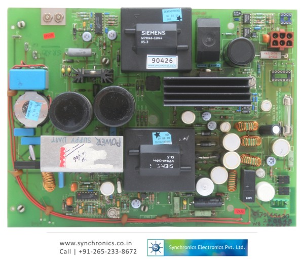 Power Supply By Siemens Repair at Synchronics Electronics Pvt. Ltd.