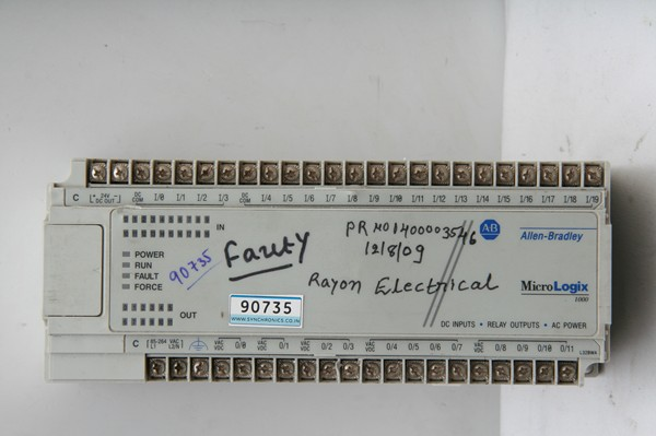 4151 micrologix 1000 1761 l32bwa by allen bradley repair at synchronics micrologix 1000 wiring diagram at sewacar.co