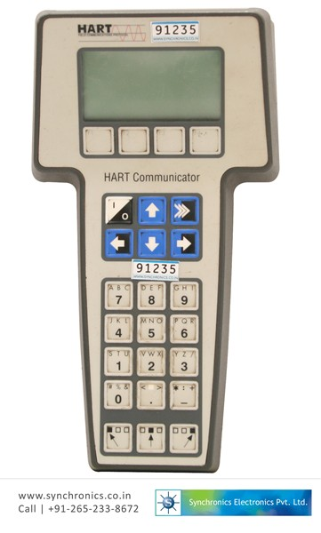 Hart Communicator Model 275 Fisher Rosemount Syst By Fisher