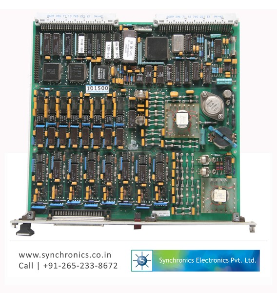 4-20 mA Input card Part No. 5464-334