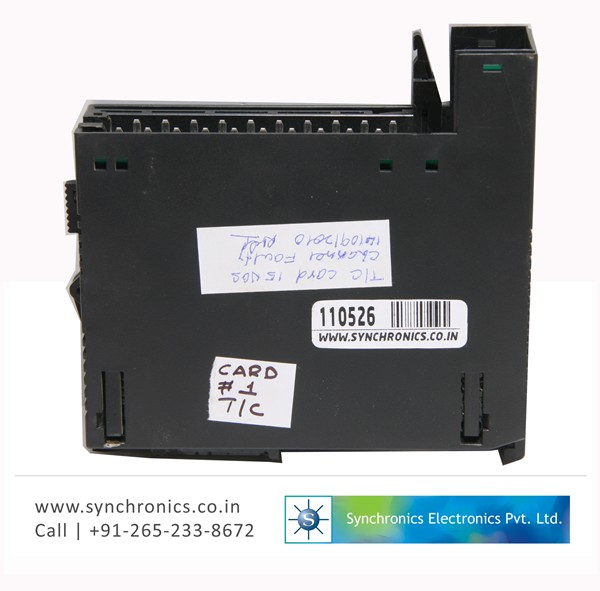 Thermocouple Input Card : Thermocouple input plc card he thm d by horner