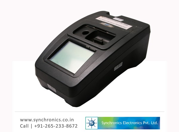 Spectrophotometer Dr 2800 By Hach Repair At Synchronics