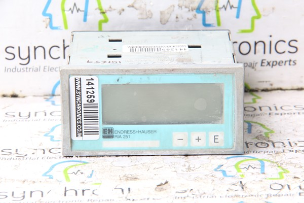 I/O Card Promag 53W E+H FLOWTC By Endress + Hauser Repair at