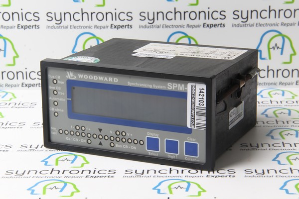SPM-D10/YB Three Phase Synchronizer