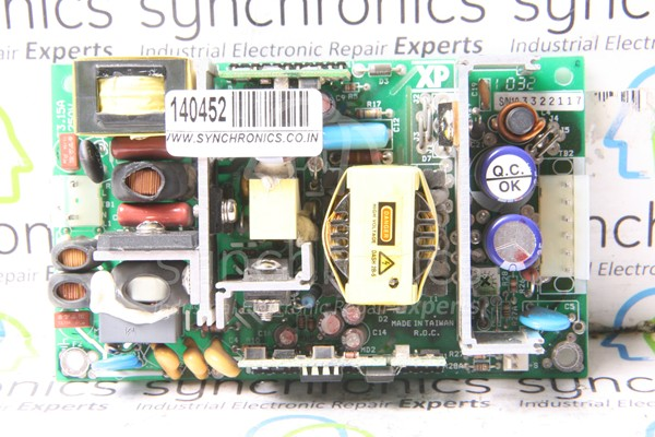 Power Supply JPS130PS24-M By XP Power Repair at Synchronics