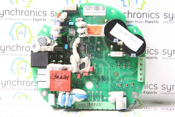 5943 interface board 556 03 01 42 09 go by auma repair at synchronics Keystone Actuator Wiring Diagram at n-0.co