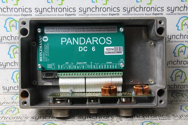 PANDAROS DIGITAL POSITIONER DC 6-06